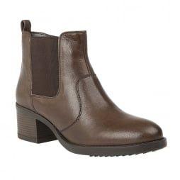Rubay Women's Heeled Chelsea Boots