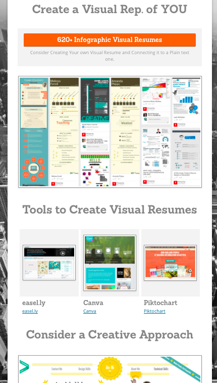 for writing great resumes tools apps for building a basic resume