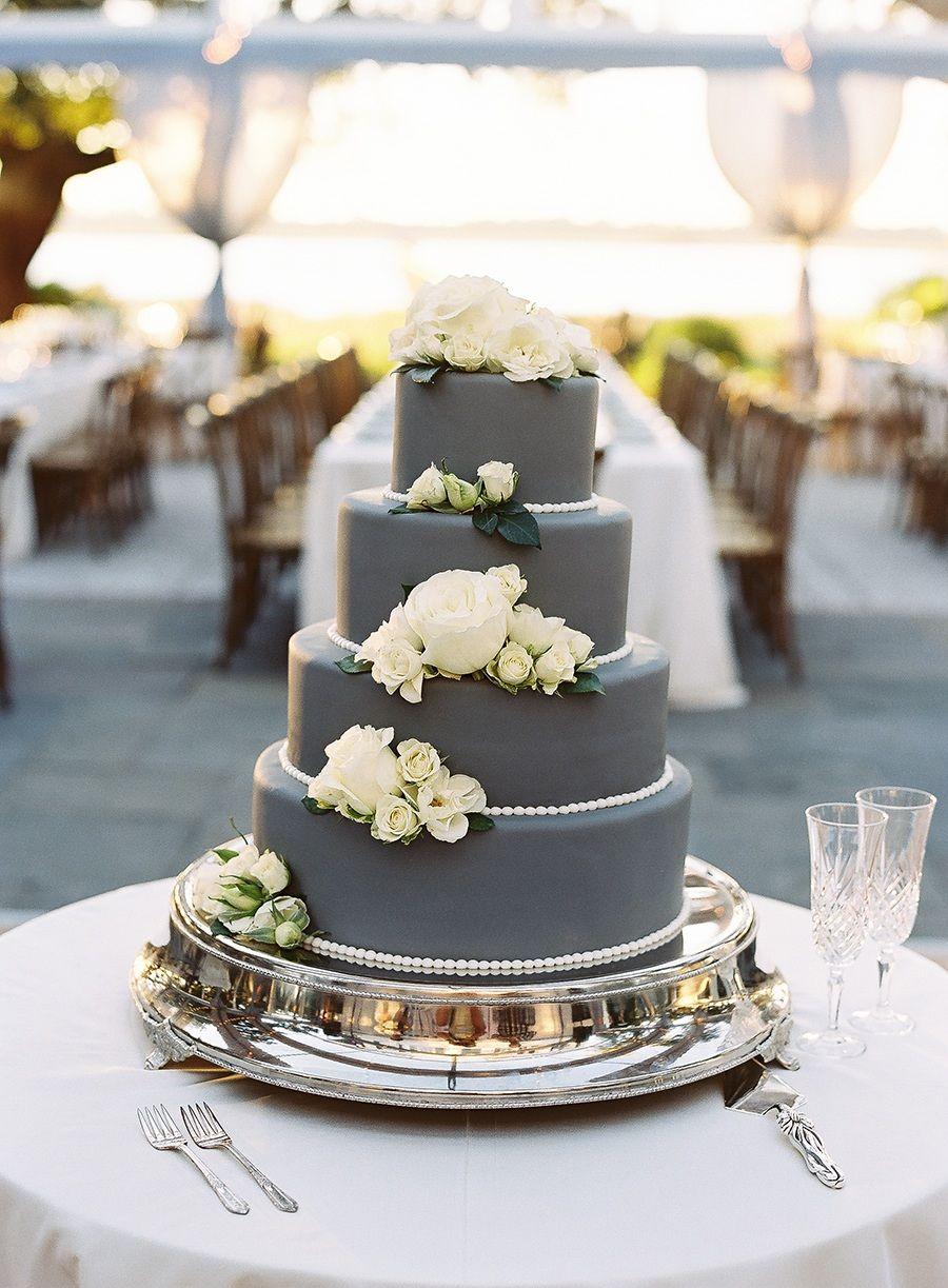Beautifully tented south carolina wedding in slate grey wedding