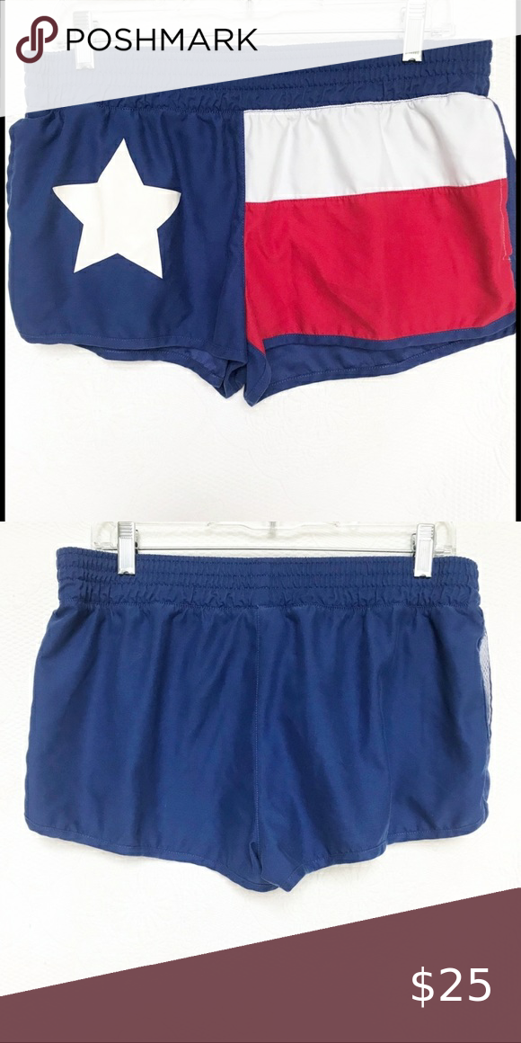4 25 Texas Flag Shorts O Regeous In 2020 Gym Shorts Womens Shorts Athletic Shorts