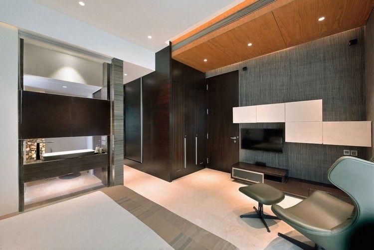 Brauntöne in der Wohnung \u2013 ein elegantes Beispiel aus Indien