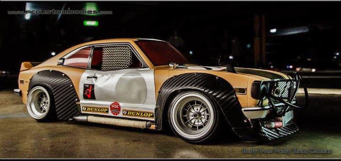 Rc Custom Bodies Gallery Rc Cars Pinterest Rc Drift