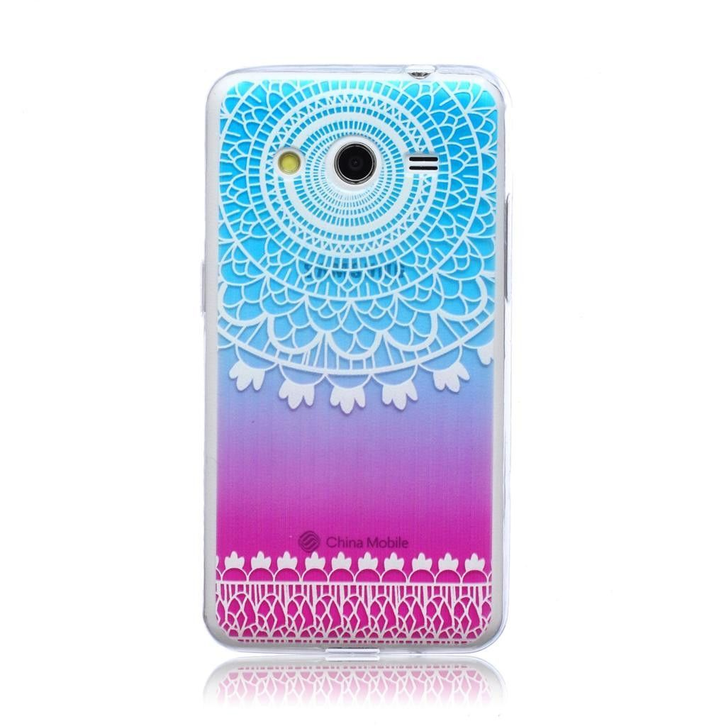 ee3498d6ef4 For Samsung Galaxy Core 2 Case G355H Ultra Thin Phone Case Fashion Relief  Painting Slim Soft Silicone Cover For Samsung Core 2 <