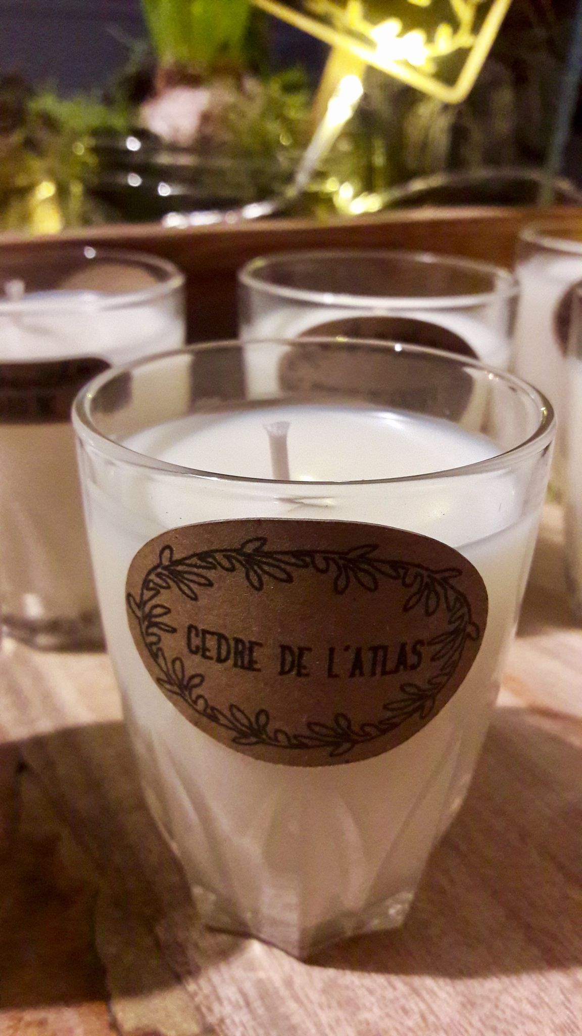 les bougies maison, c'est facile ! - gris fluo & green | maison