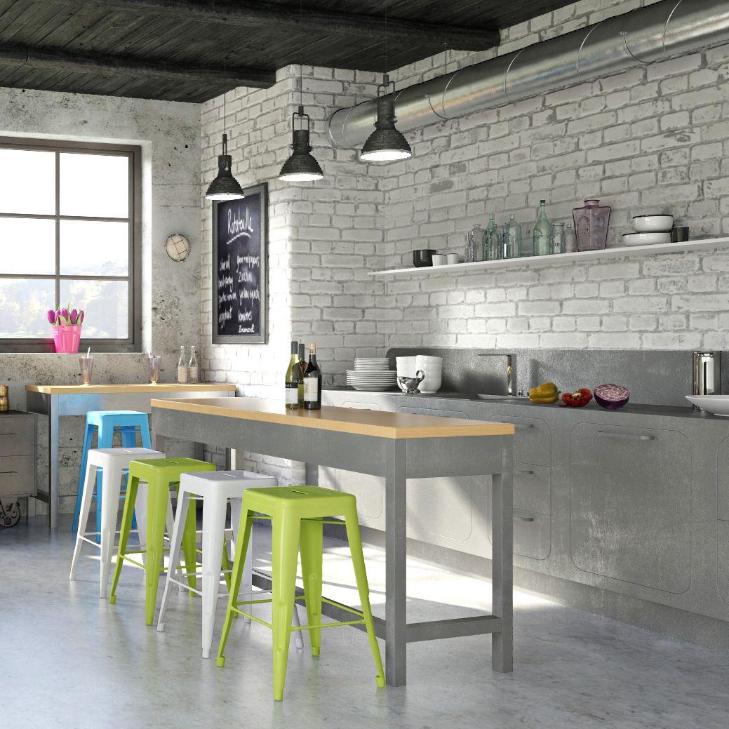 Modern Industrial Style Combines Aesthetics With: Decoración De Unas