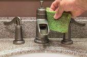 Photo of So reinigen Sie Badarmaturen aus gebürstetem Nickel – camilla # bad #brushed #cam …