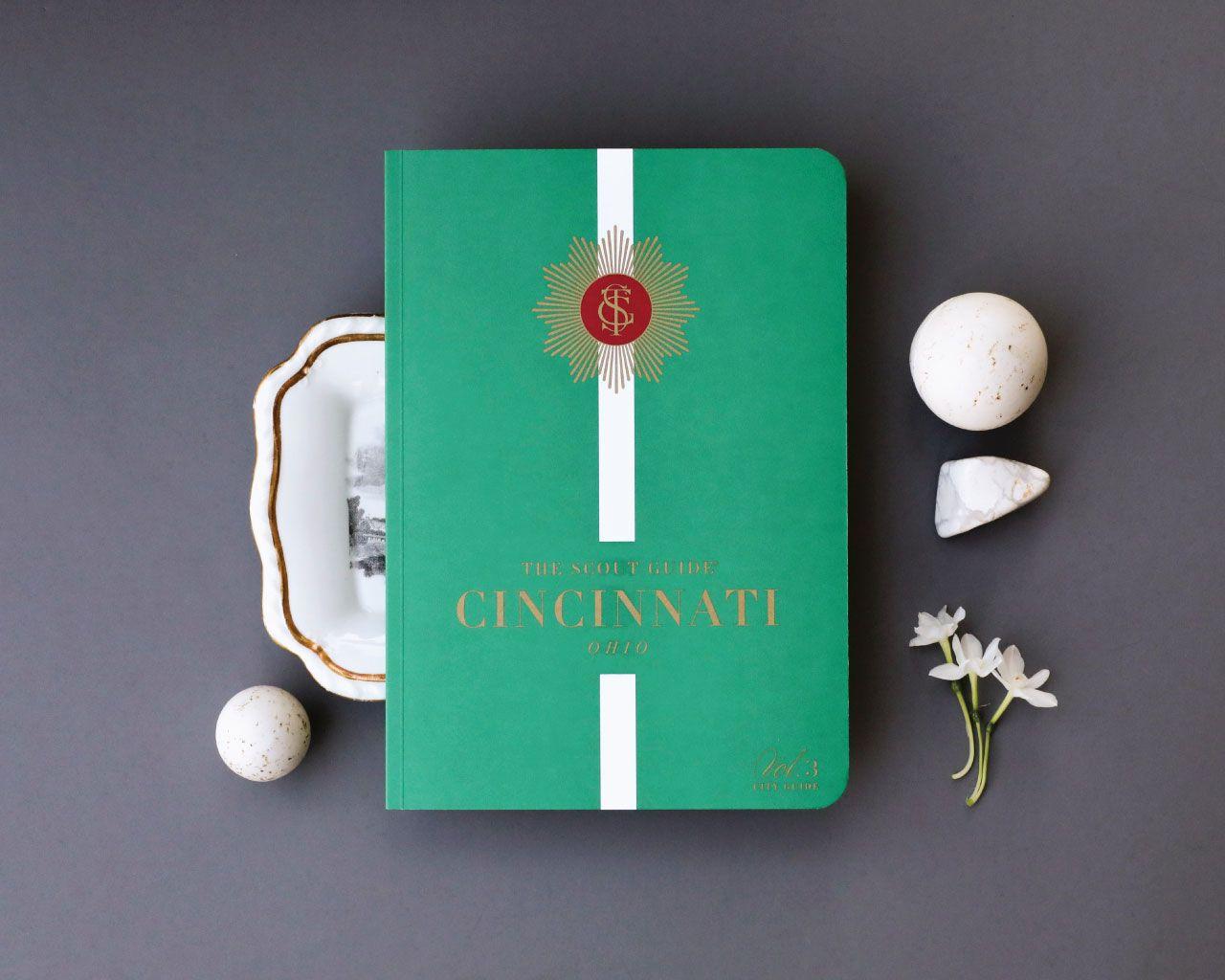 Cincinnati, Ohio Guide The scout guide, Cincinnati, City