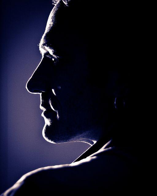 Giorgi - Rim Light by japrea via Flickr. Great man profile! & Giorgi - Rim Light | Pinterest | Lights Portraits and Photography