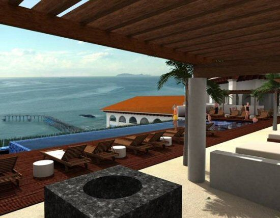 Sky Pool At Rosarito Beach Condo S
