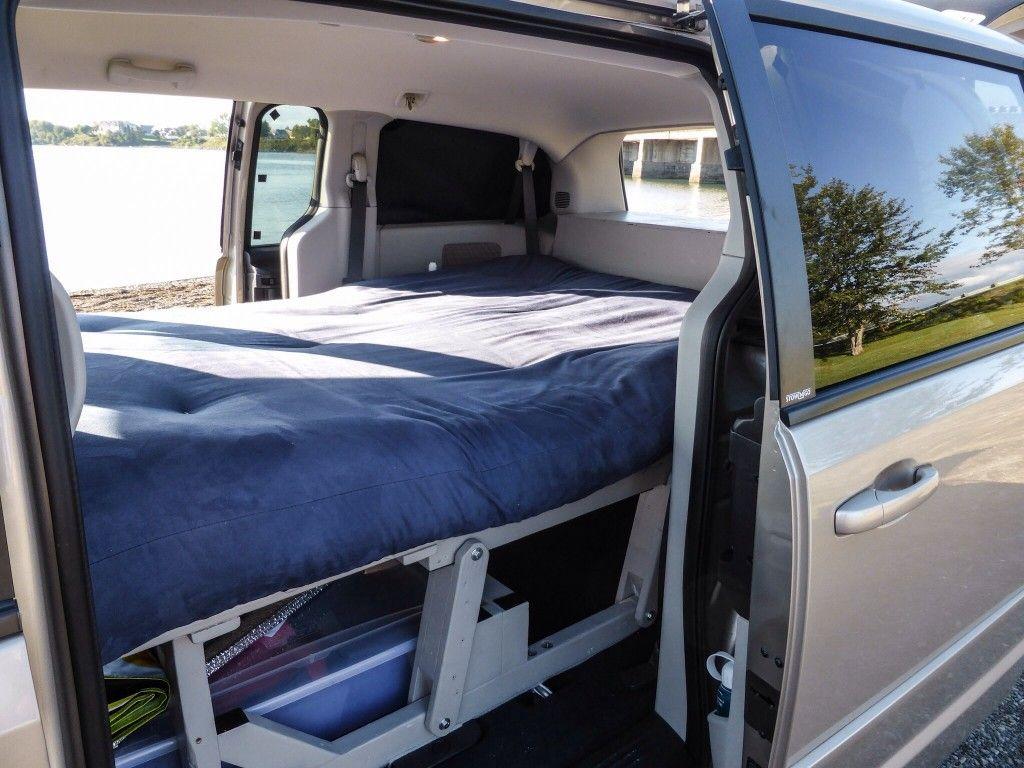 Dodge Caravan Bed Voiture Mettre En Place Le Grand