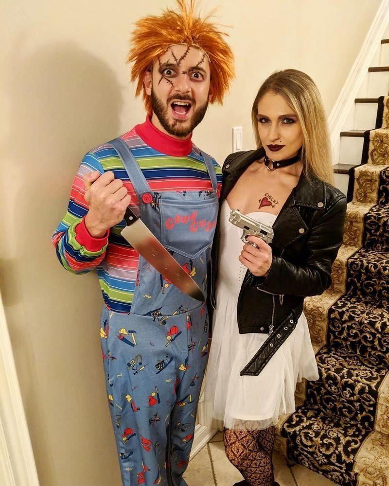 67 Unique Couples Costumes for Halloween Unique couple