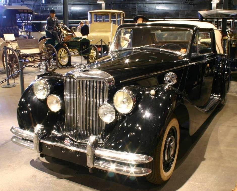 1950 Jaguar Jaguar Car Jaguar Daimler Classic Cars