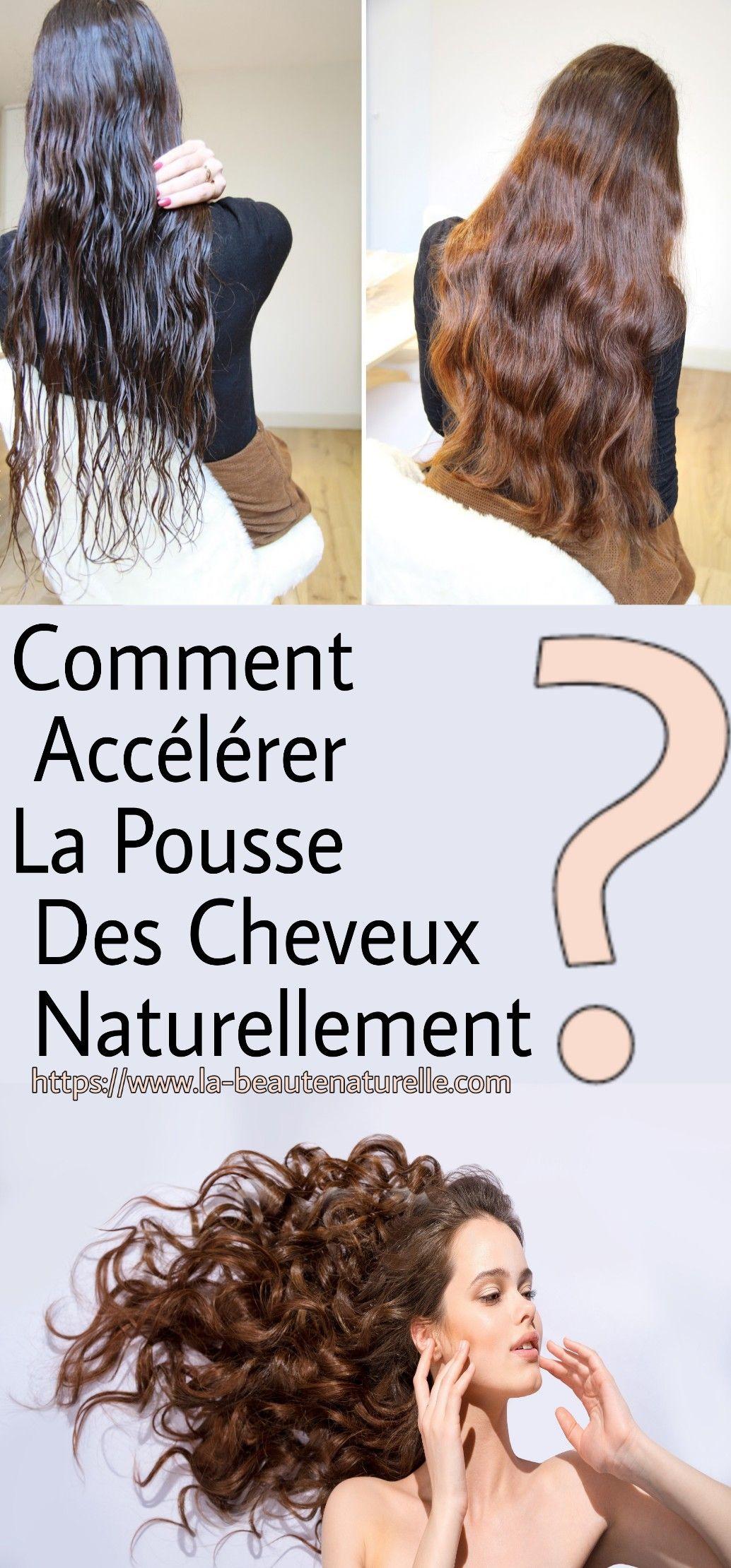 Si Vous Revez D Avoir Des Cheveux Plus Longs Et Plus Sains Je Vous Conseille De Ne Pas Rater Cette Natural Hair Growth Accelerate Hair Growth Long Hair Styles