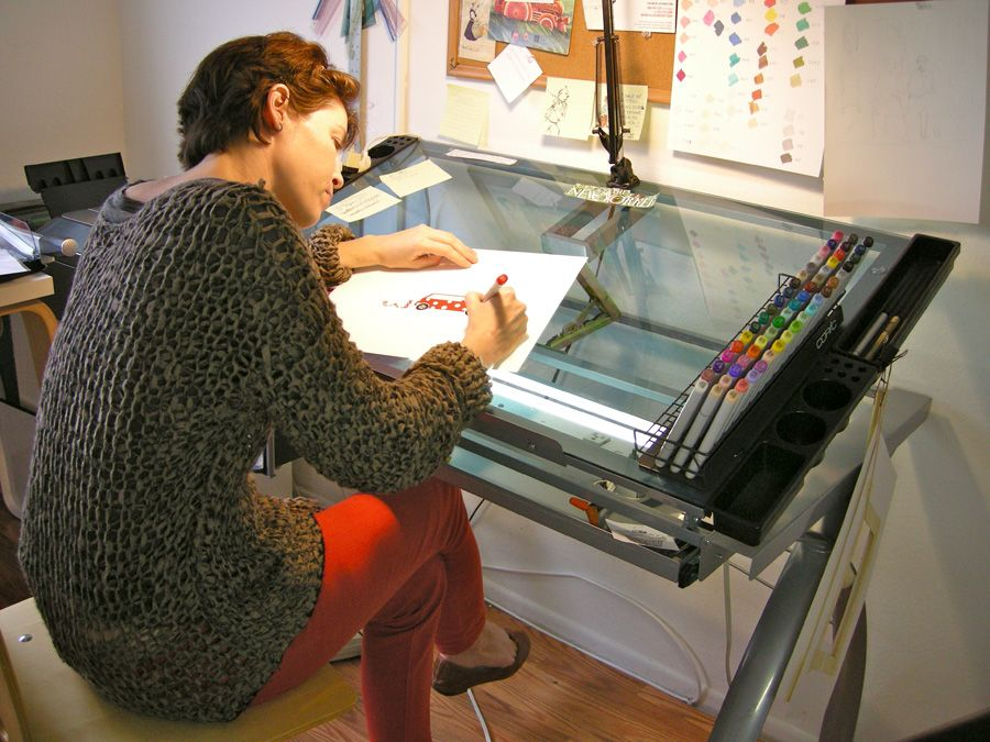 Drawing Table On Pinterest Studio Design Drafting