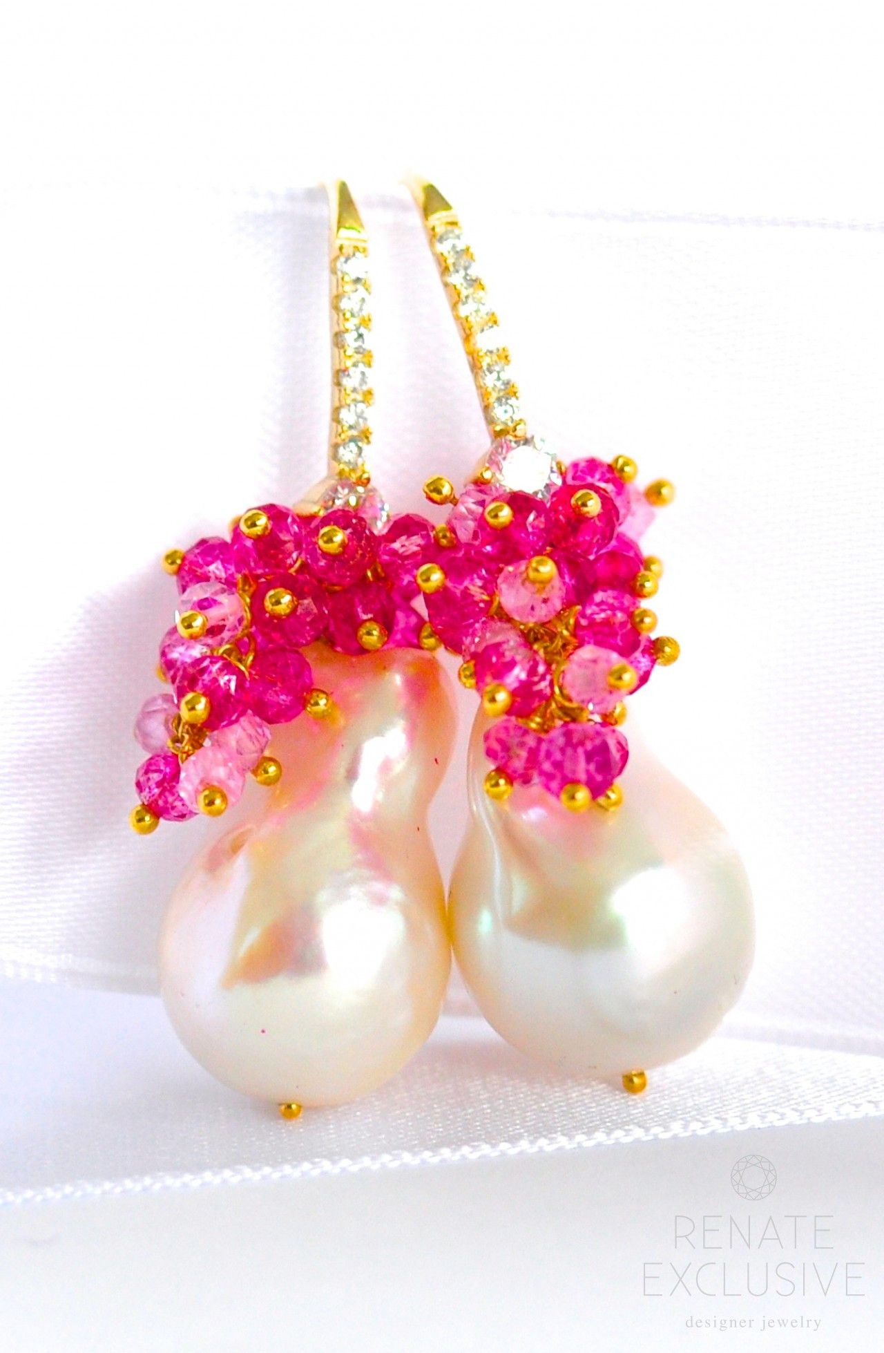 pearl design republic product baroque do drop browse earrings giant banana
