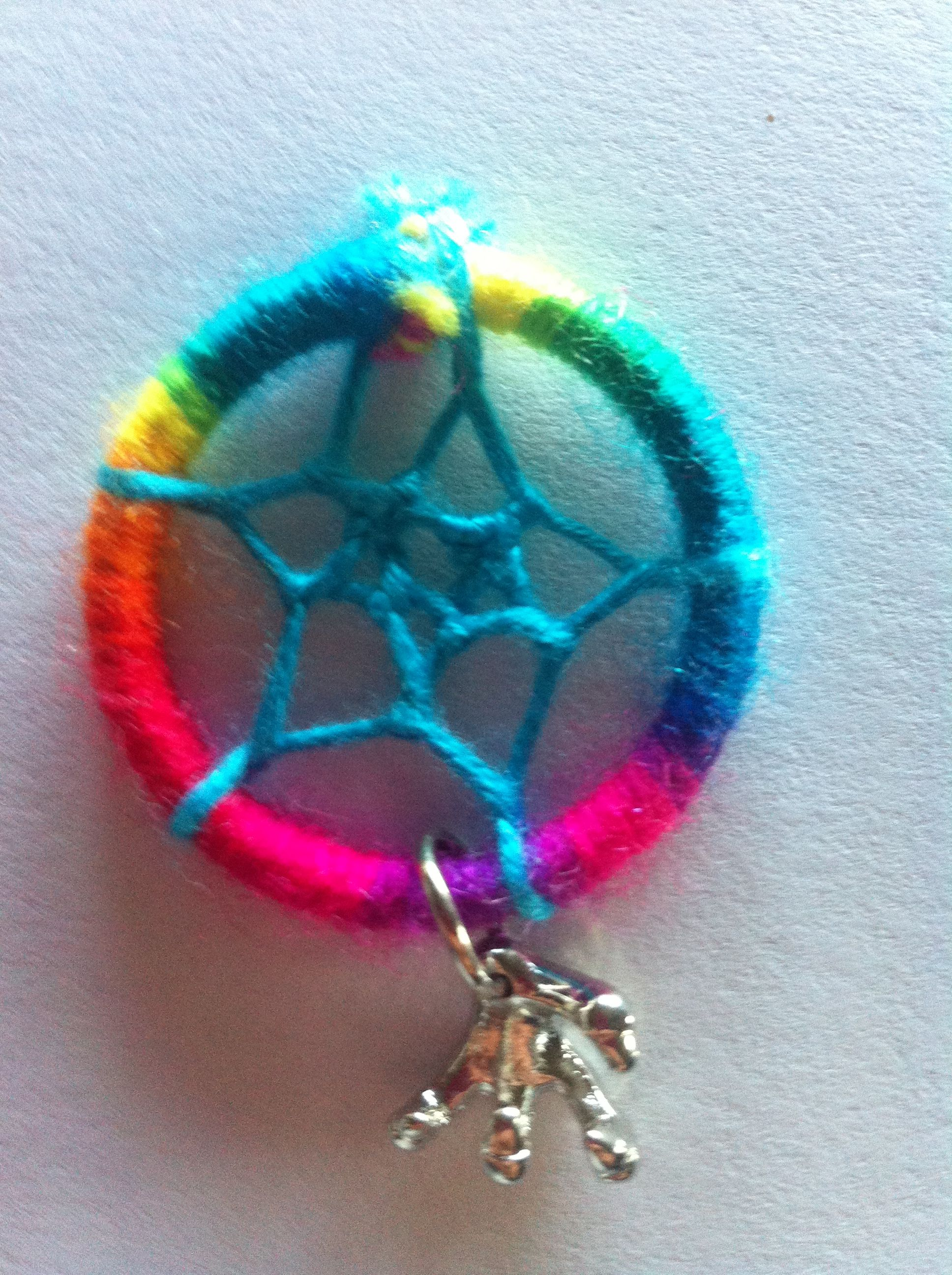 Tiny Dream catcher for belly piercing  My dream catchers For Sale