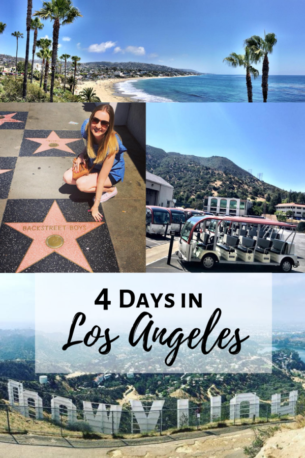 How To Spend 4 Days In Los Angeles What To See And Do Crystal June In 2020 Los Angeles Travel Guide Los Angeles Travel La Trip