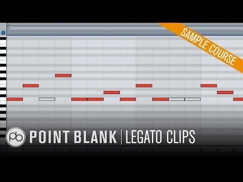 Deep Minimal House In Ableton Live Legato Clips Ableton Ableton Live Legato
