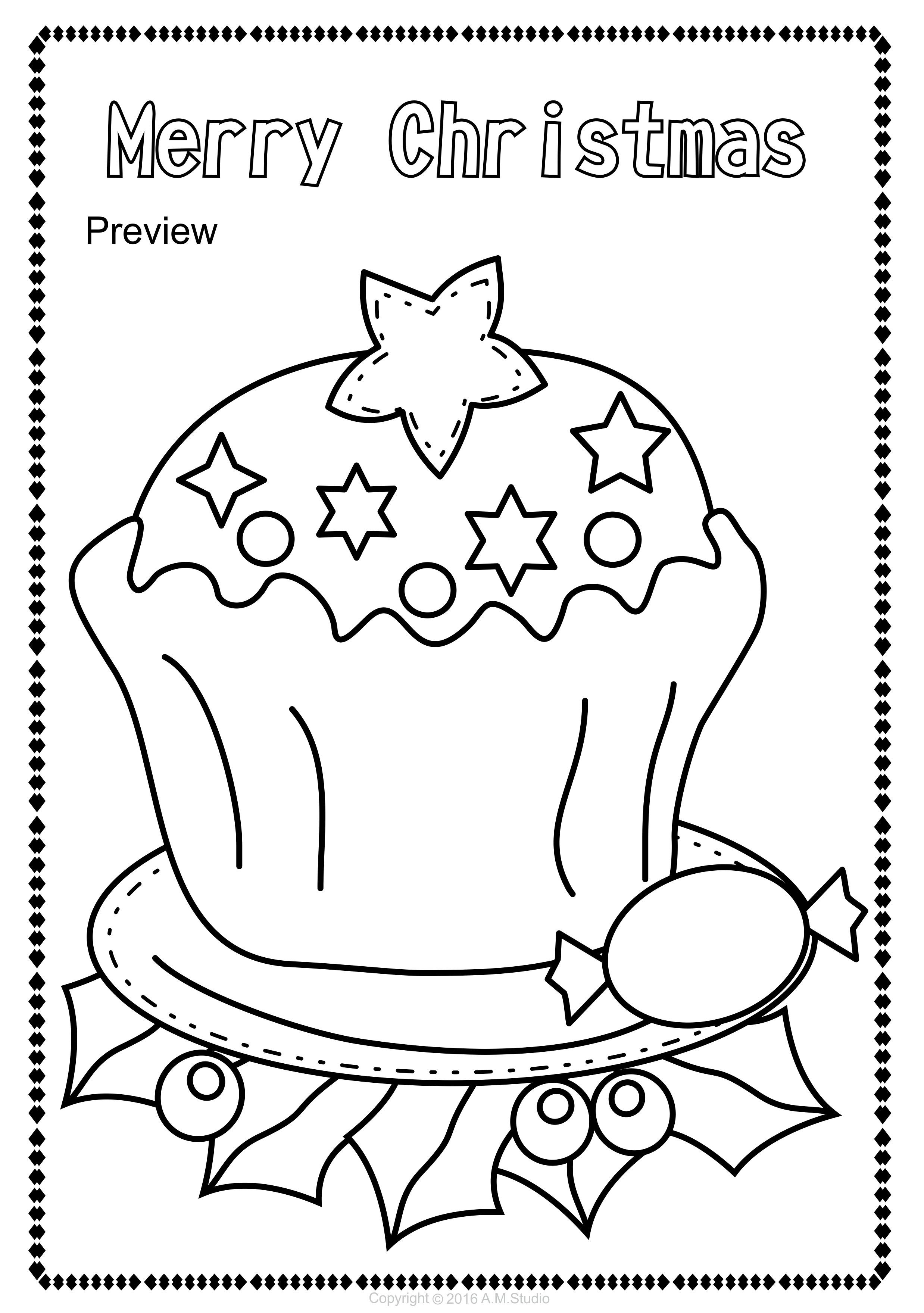 Christmas Coloring Pages   Coloring worksheets, Early finishers and ...