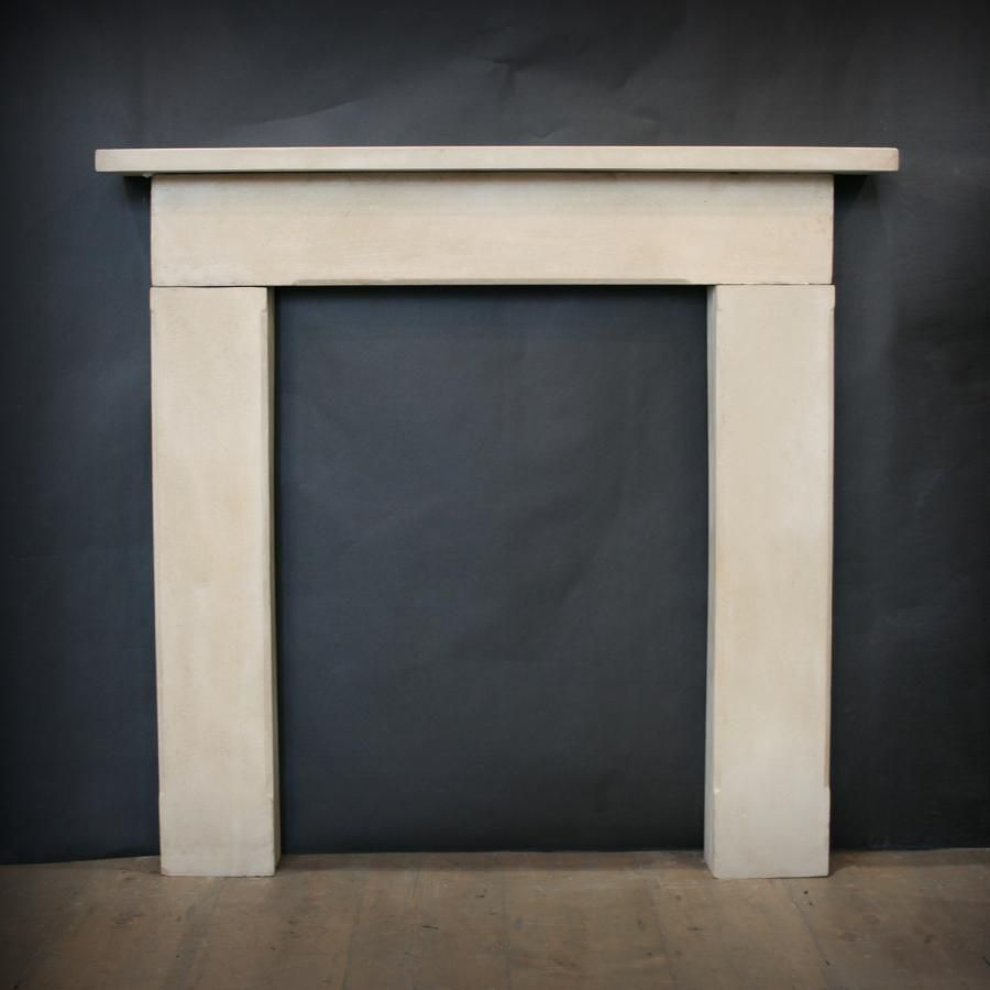 antique yorkstone fireplace surround for sale on salvoweb