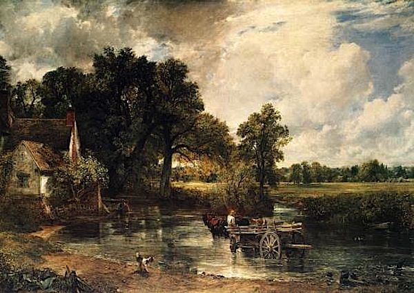 Protester Arrested After Defacing Constable Painting At London's National Gallery  http://www.artlyst.com/articles/protester-arrested-after-defacing-constable-painting-at-londons-national-gallery