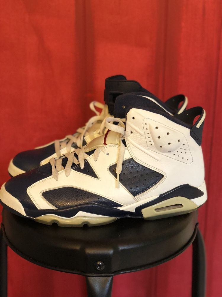 best service 5c409 069b5 Nike Air Jordan 6 Retro