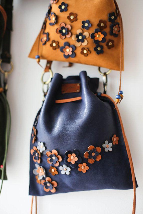 22cc78249bc Leather Purse, Designer Handbag, Small Crossbody Bag for Women ...