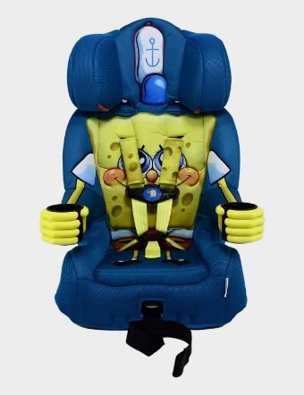Nickelodeon KidsEmbrace Combination Toddler Harness Booster Car Seat