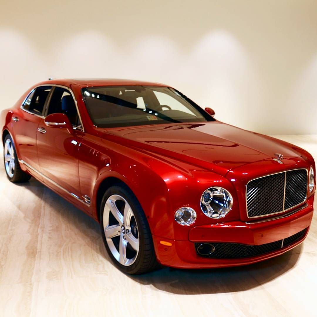 Bentley Mulsanne: Bentley Mulsanne • Bentley Motors (@bentley_fan) On