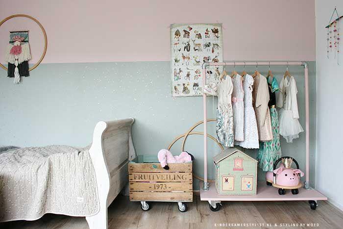 Meisjes slaapkamer ideeen | Kinderkamerstylist | L I T T L E ...