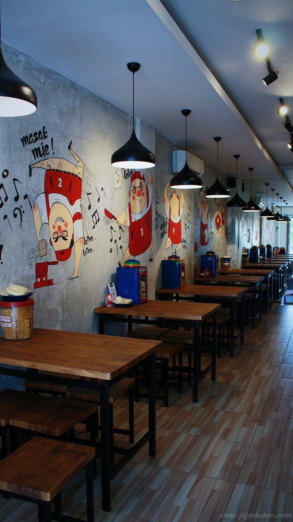Warung Laper Jagonya Indomie Kekinian Dan Ropang Desain