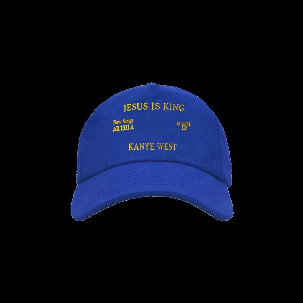 Jesus Is King Vinyl Hat I Kanye West Kanye West Kanye West Store Kanye