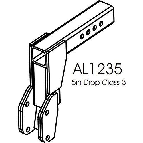 AL1235U Class III Hitch 5\