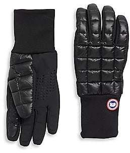 Canada Goose Men S Northern Quilted Gloves Products In