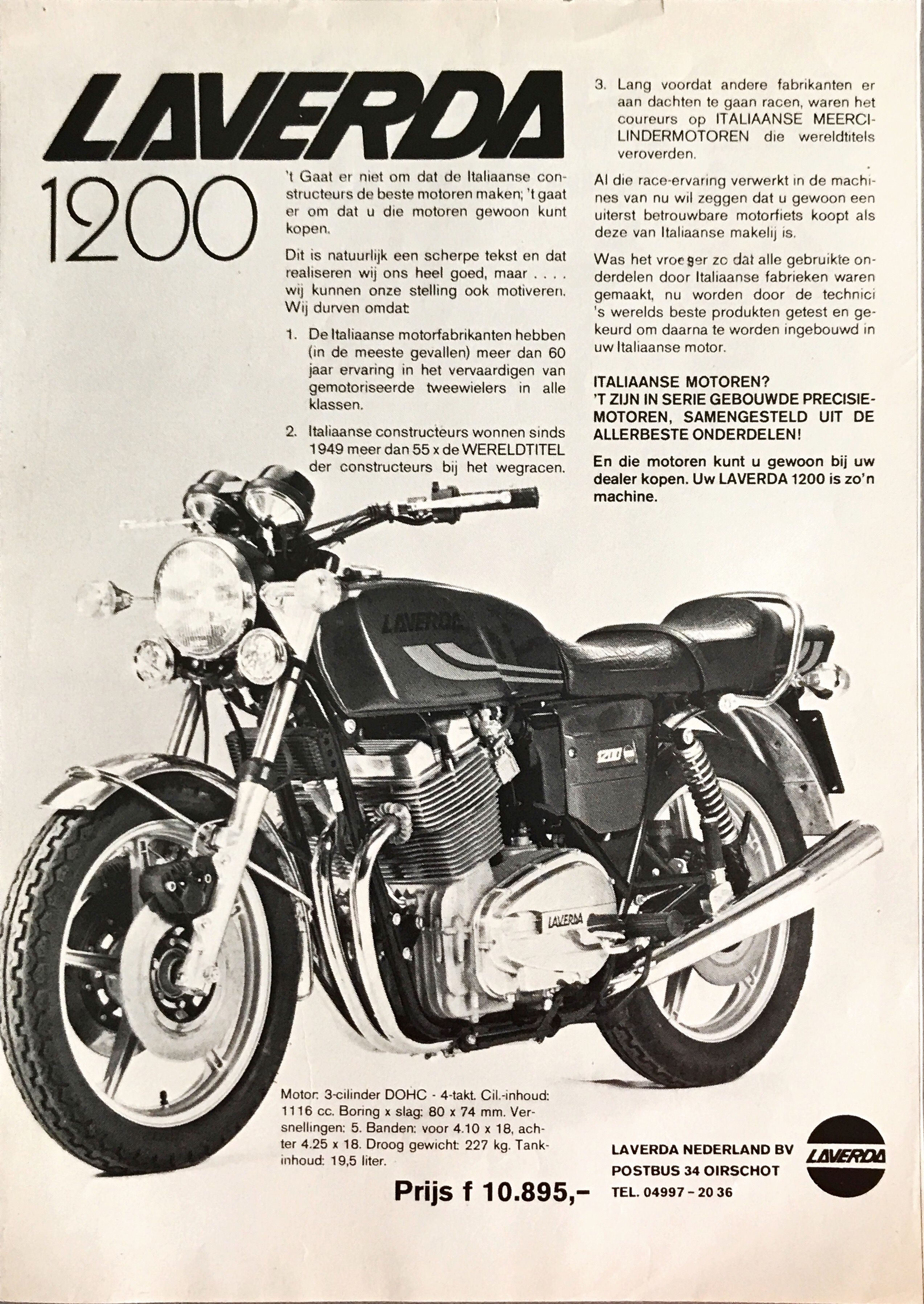 vintage motor kopen