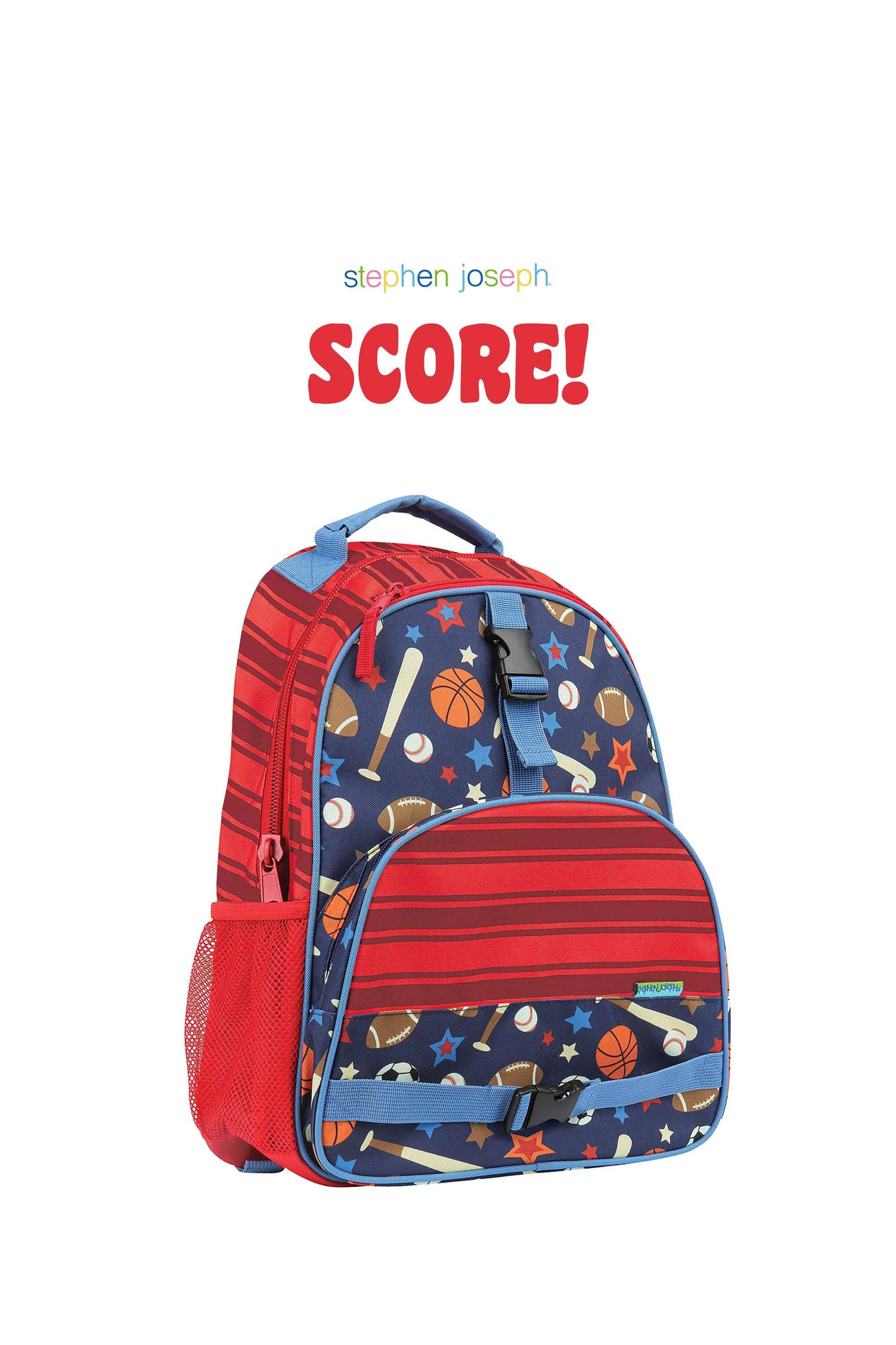 $29.90 All Over Print Backpack in Sports