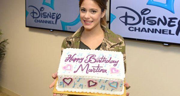 Buon compleanno Martina Stoessel! Oggi la protagonista di Violetta compie gli anni