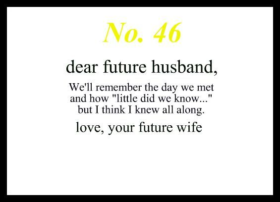 How To Know About Future Husband