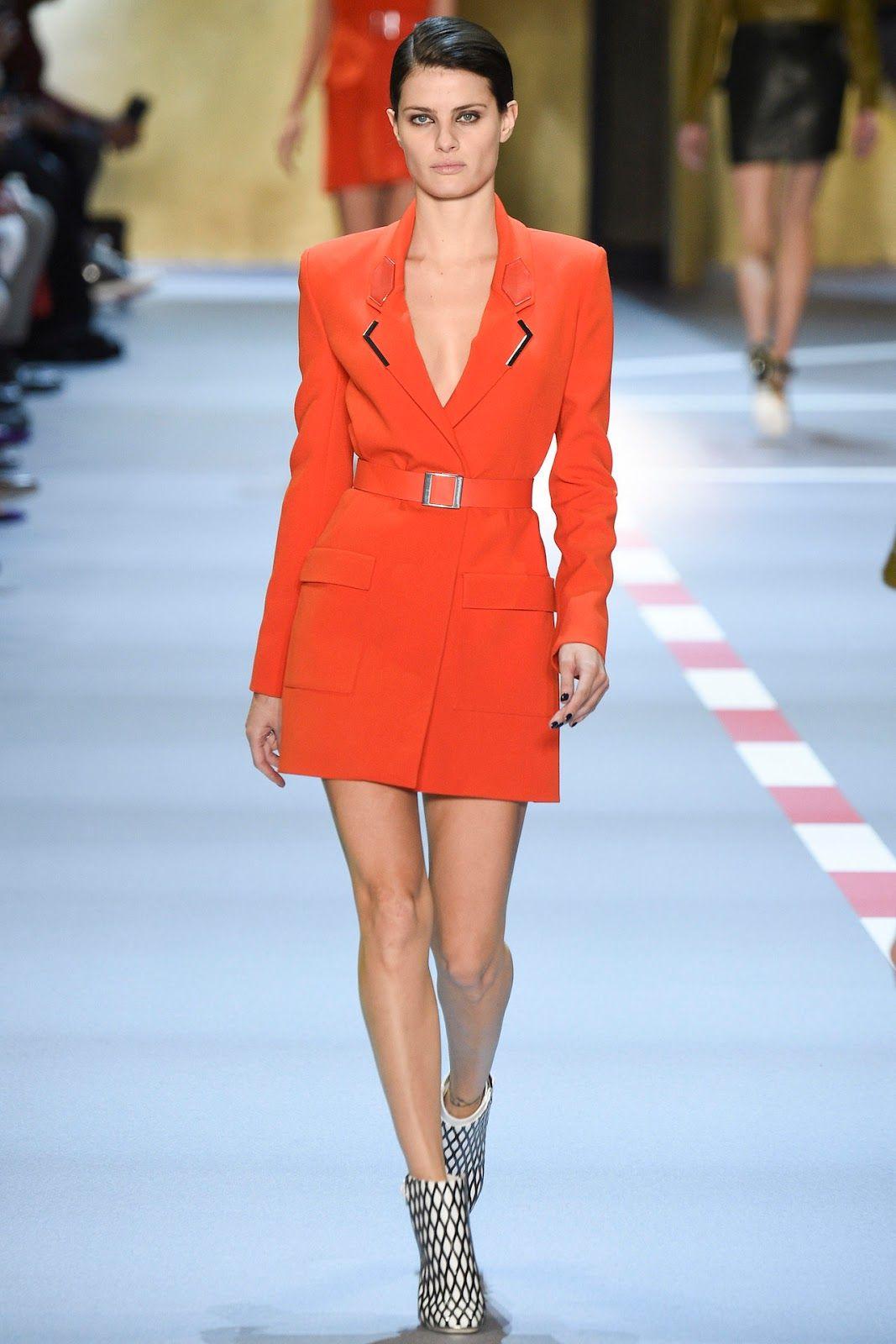 mugler spring / summer 2016 paris   visual optimism; fashion editorials, shows, campaigns & more!