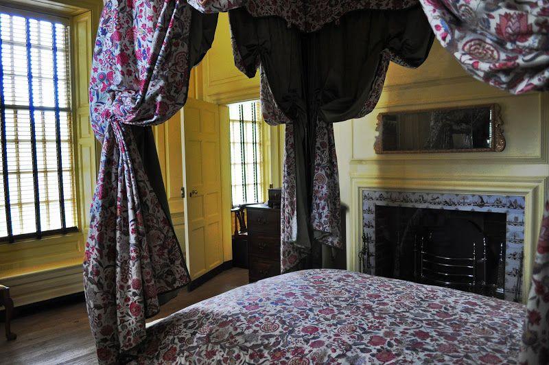 Governor's Palace, Williamsburg Virginia Architecture