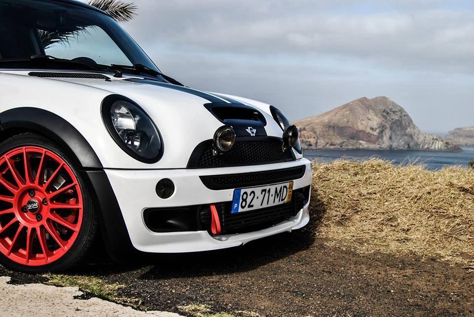Mini Cooper Tires >> Superturismo Lm 17 Custom Color On Mini Cooper S