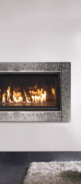 Town and Country Fireplaces Modern fire with unmatched versatility