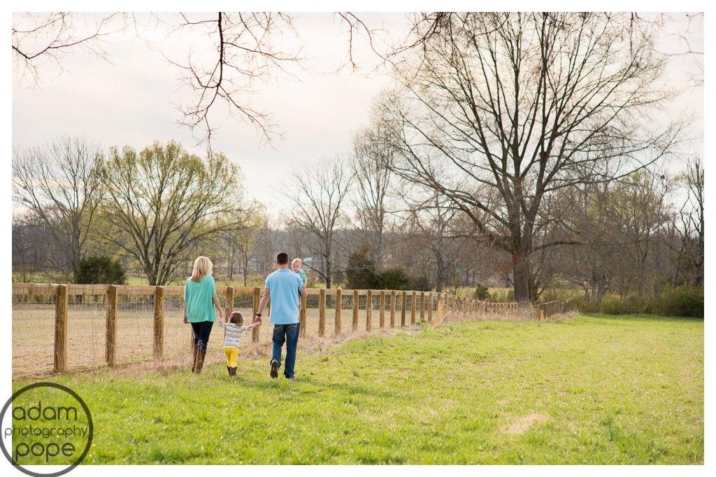 Family Photography Farm