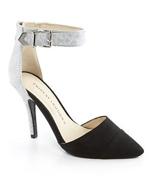 Chinese Laundry Solitaire Ankle-Strap Pumps   Dillard's Mobile