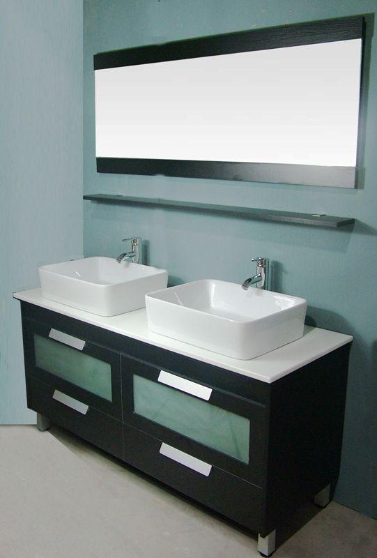 Modern Double Sink Vanity Google Search Modern Sink Modern