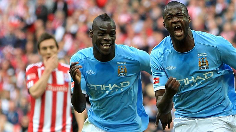 Image result for yaya goal v stoke fa cup