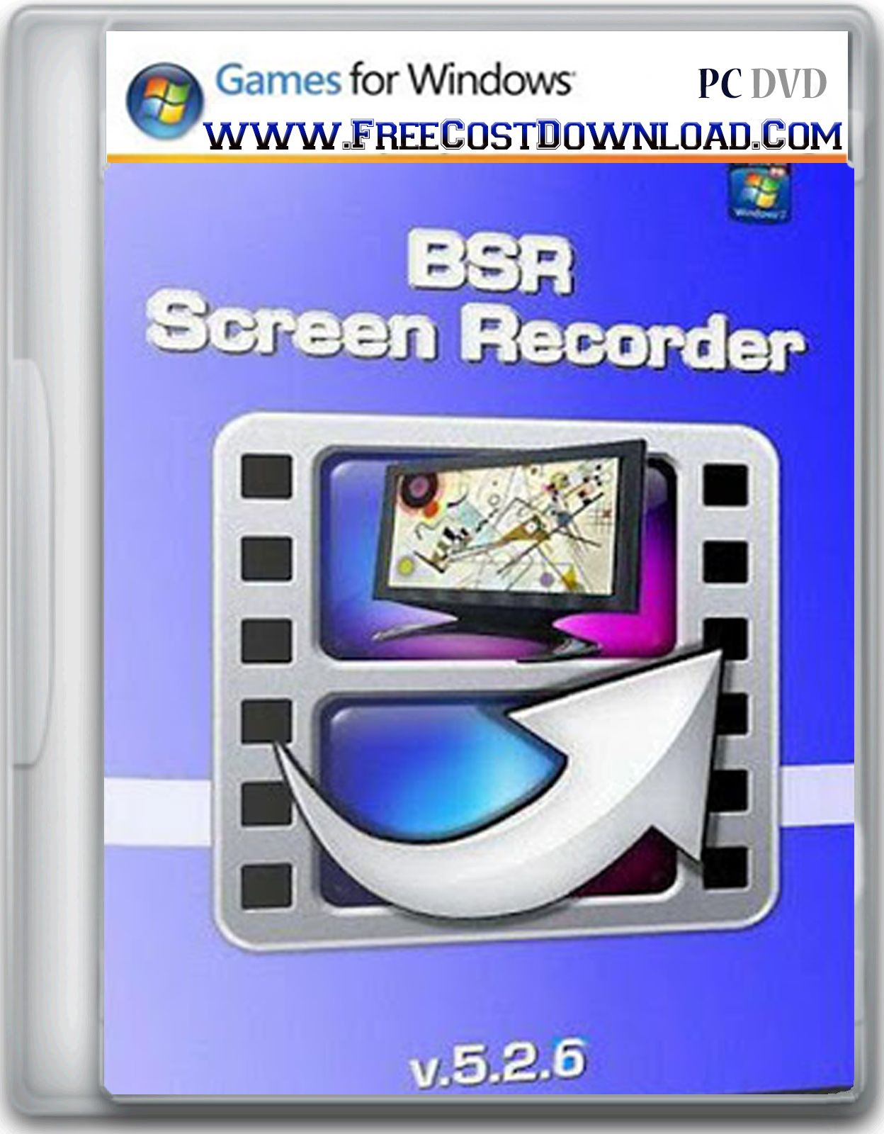 bsr screen recorder 6 username and license key
