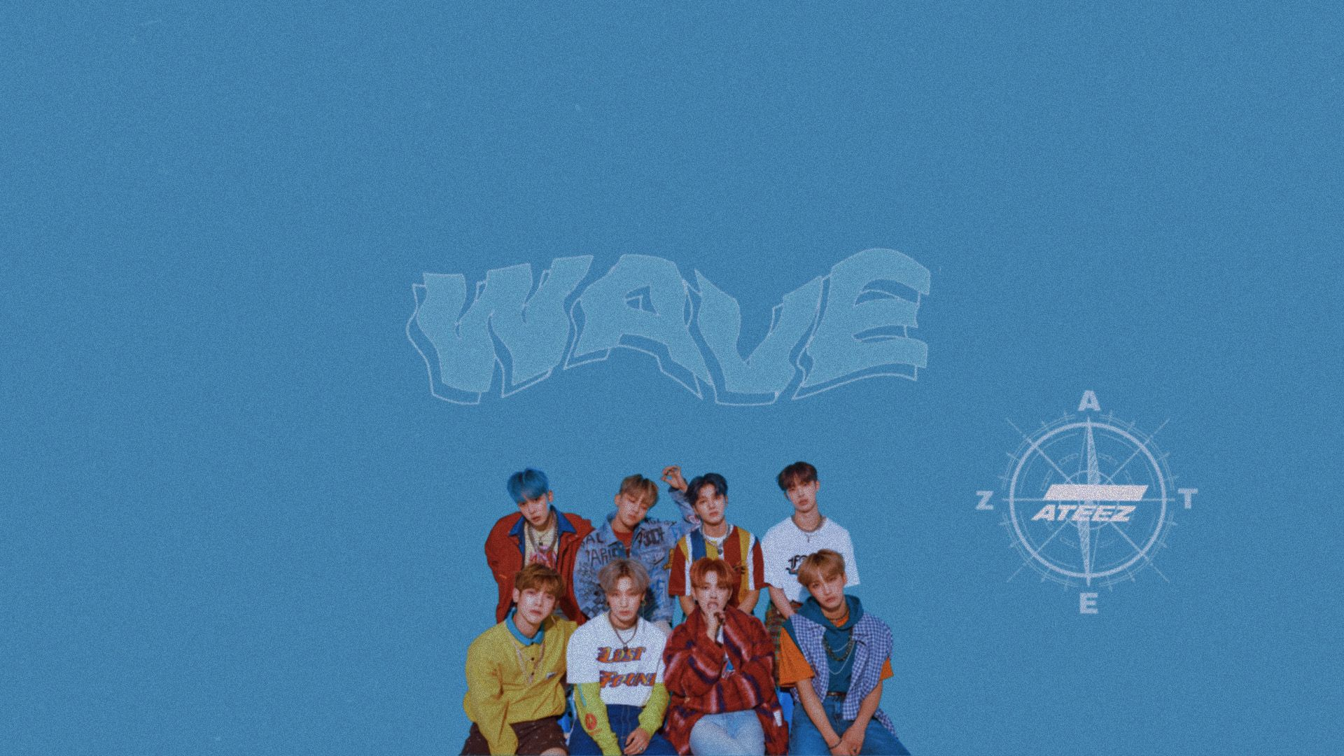 Pin By Salisa Colmenares On Ateez Wallpapers Laptop Wallpaper Laptop Wallpaper Desktop Wallpapers Kpop Wallpaper