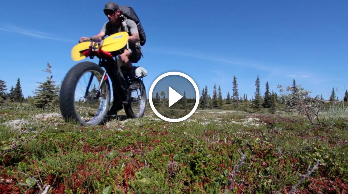 "Full-Length Movie: ""Hunting For Monsters"" - Bikepacking 250 Miles Through the Alaskan Wilderness http://www.singletracks.com/blog/mtb-videos/full-length-movie-hunting-for-monsters-bikepacking-250-miles-through-the-alaskan-wilderness/"