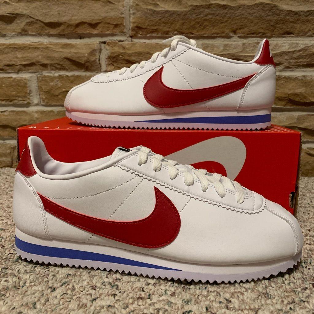 Nike Cortez Og Leather Forrest Gump Sz